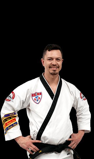 Cody Coleman Pow Martial Arts