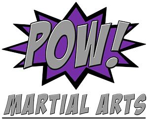 Pow Martial Arts Logo