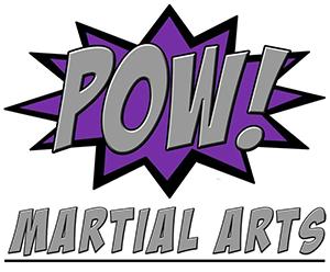 Pow Martial Arts Logo